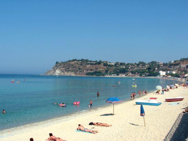 Hotel Baia Del Capo Strand