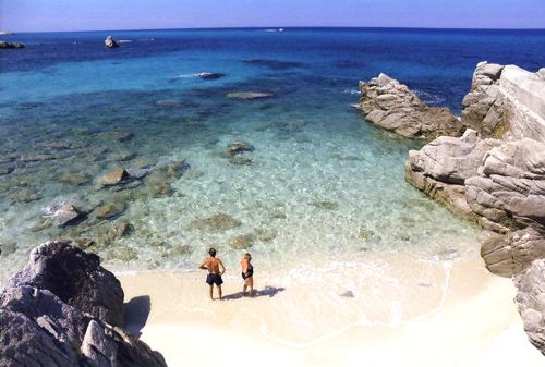 Ferienappartments In Parghelia Bei Tropea In Kalabrien