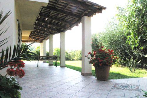 Pousada tropea appartamenti a parghelia vicino tropea e - Veranda in giardino ...
