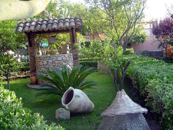 Residence park oasi zambrone marina vicino a tropea for Soluzione giardino di era