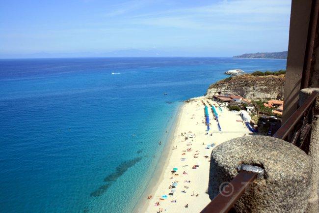 Matrimonio Spiaggia Tropea : Foto spiagge di tropea in calabria by