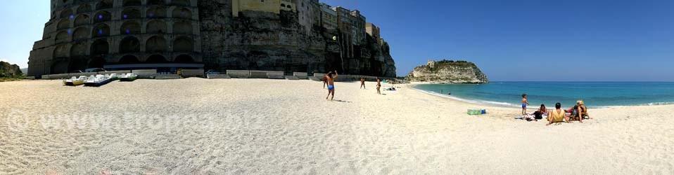Matrimonio Spiaggia Tropea : Tropea in calabria breve guida su e dintorni