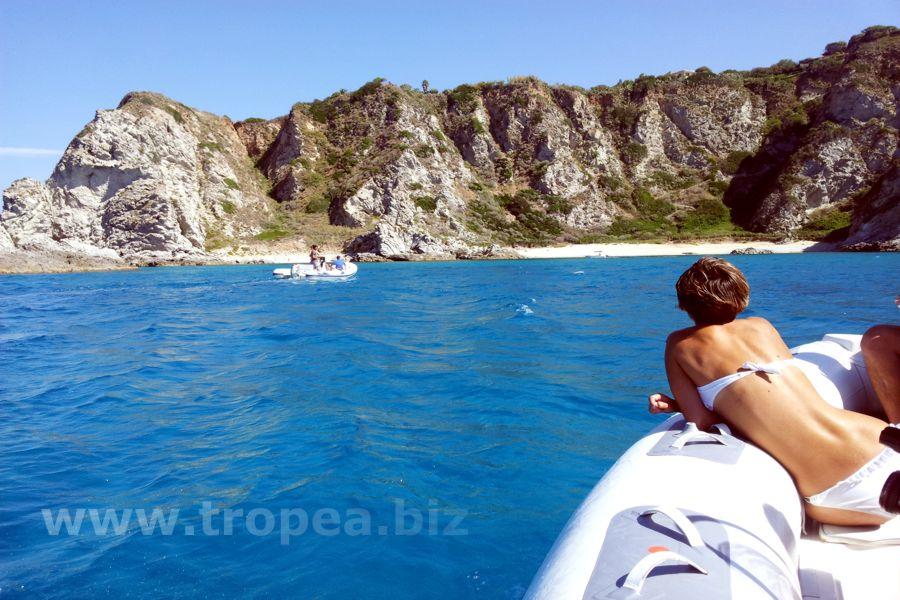 Vela charter nautico Tropea