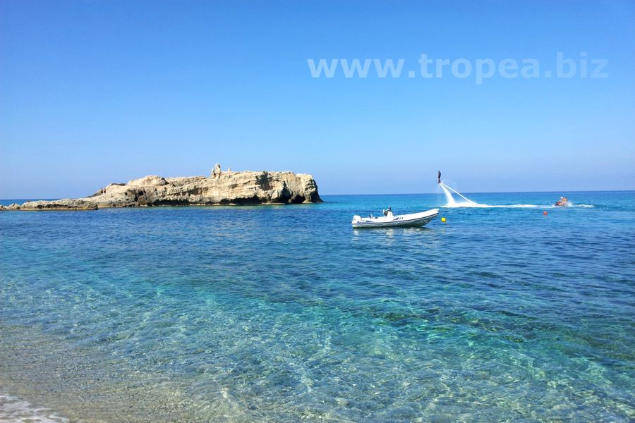 Noleggio nautico Tropea, FlyBoard