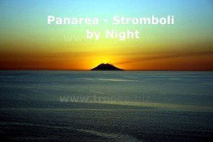 Panarea - Stromboli by night