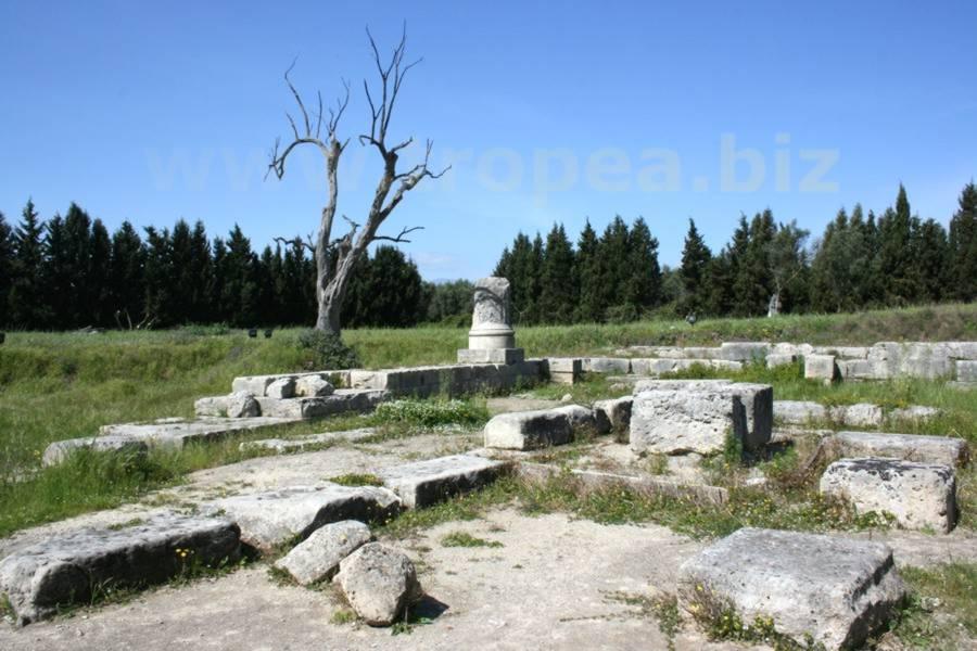 Scavi di Locri Magna Grecia