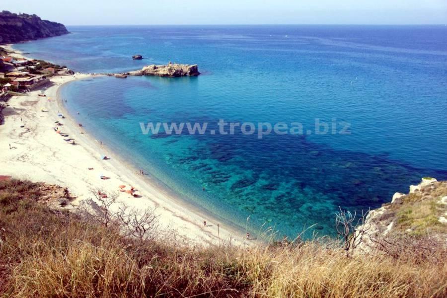 Spiaggia di Riaci - Tropea