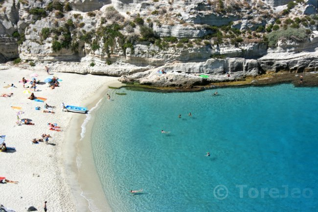 Matrimonio Spiaggia Tropea : Le spiagge di tropea e dintorni capo