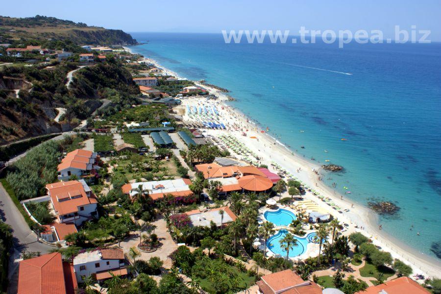 Villaggi Capo Vaticano Calabria