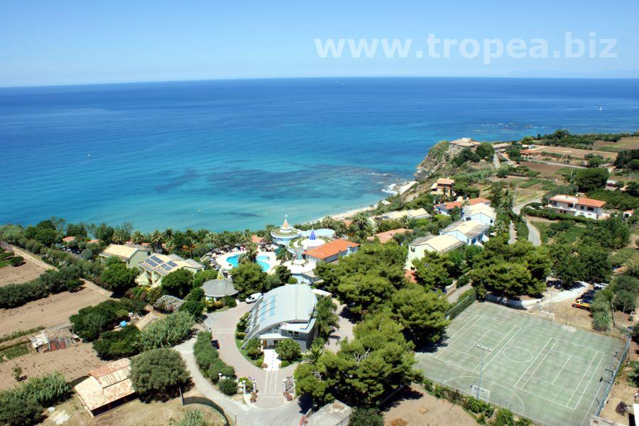 Villaggio Stromboli Tropea in Calabria