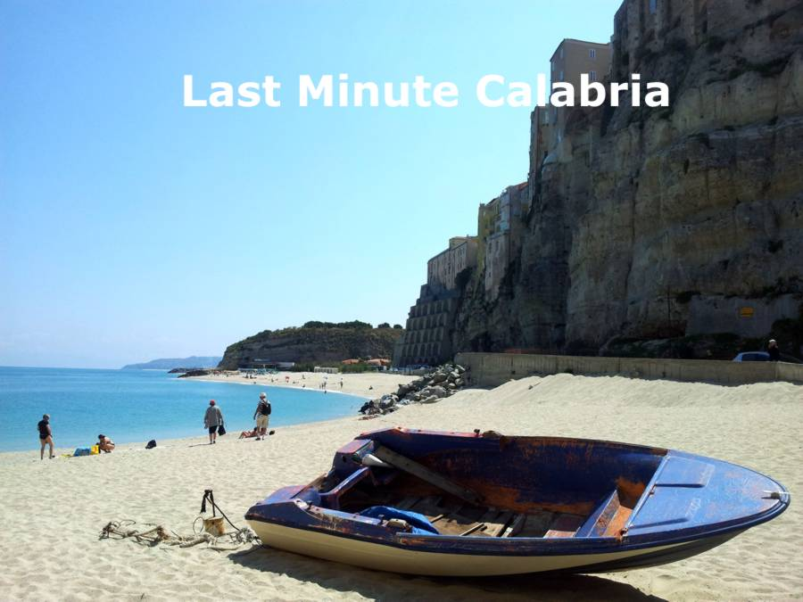 Last Minute in Calabria