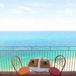 Balconata sul mare