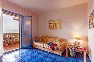 Salotto suite Hotel Ipomea