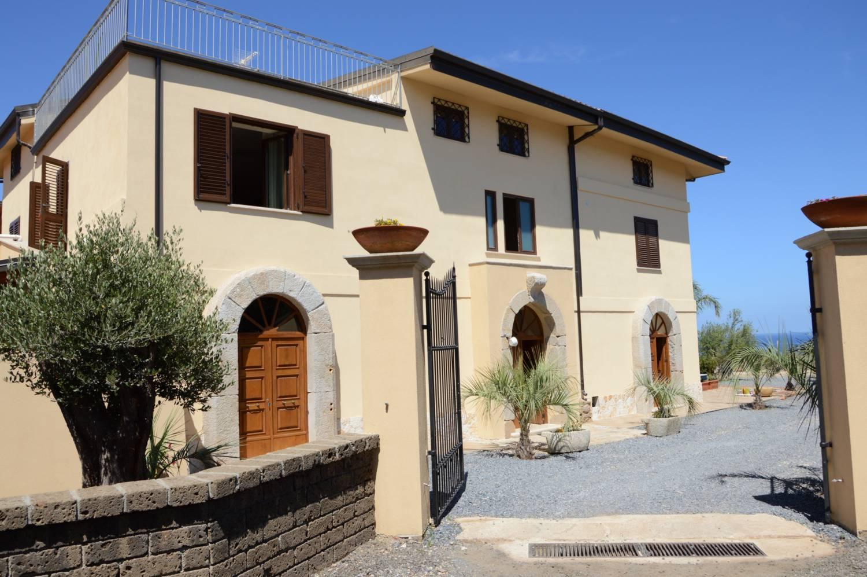 Villa D'aquino Tropea