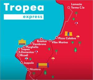 treni per la calabria e per Tropea