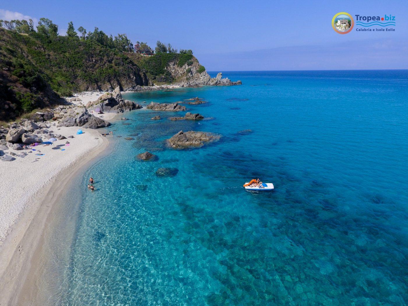 Spiaggia Marinella di Zambrone