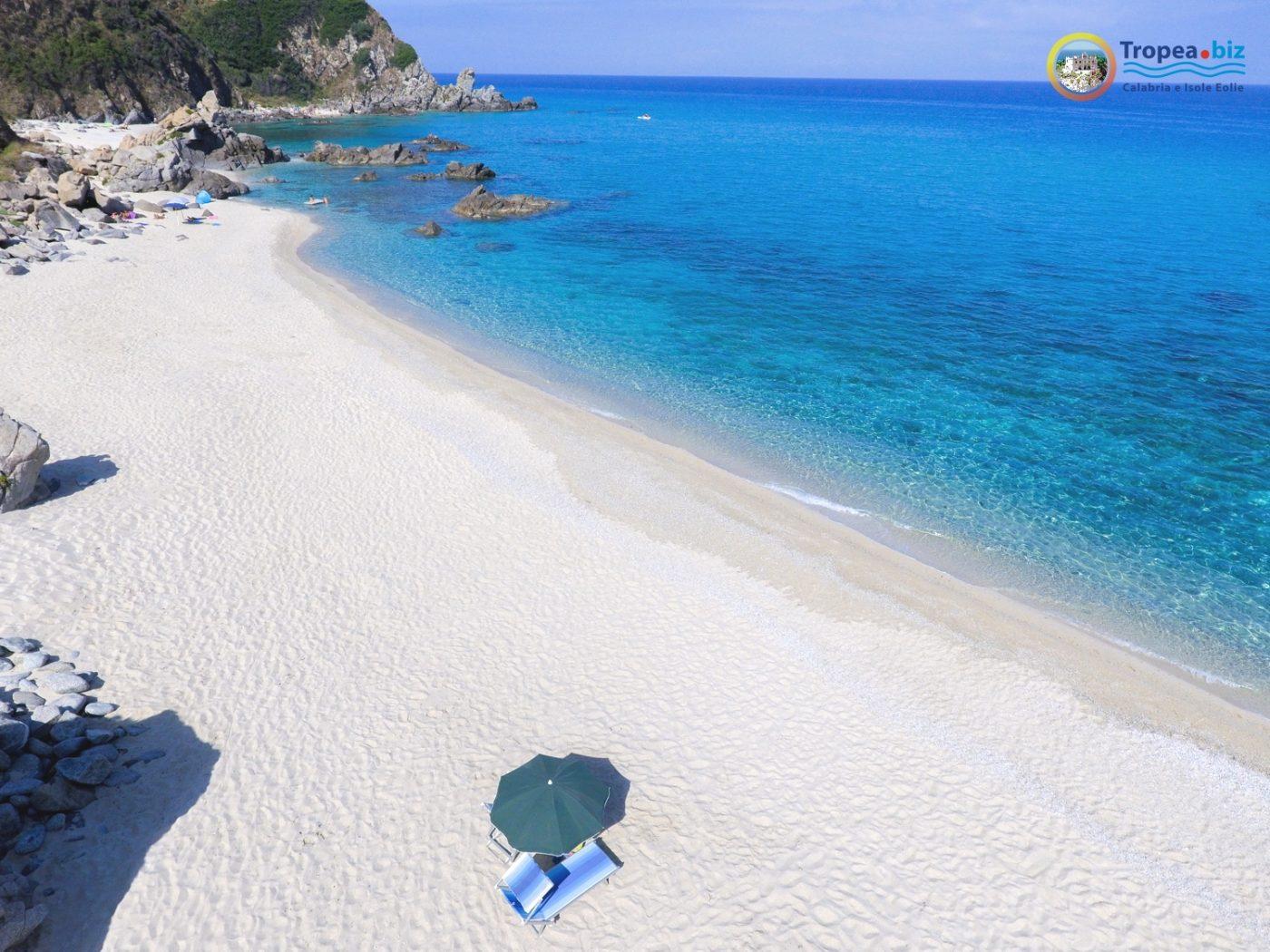 Spiaggia del Paradiso del Sub