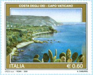 francobollo di capo vaticano