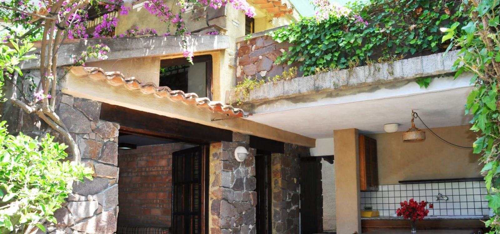 Alloggi del villaggio Costa Verde