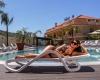 Piscina Hotel La Praia