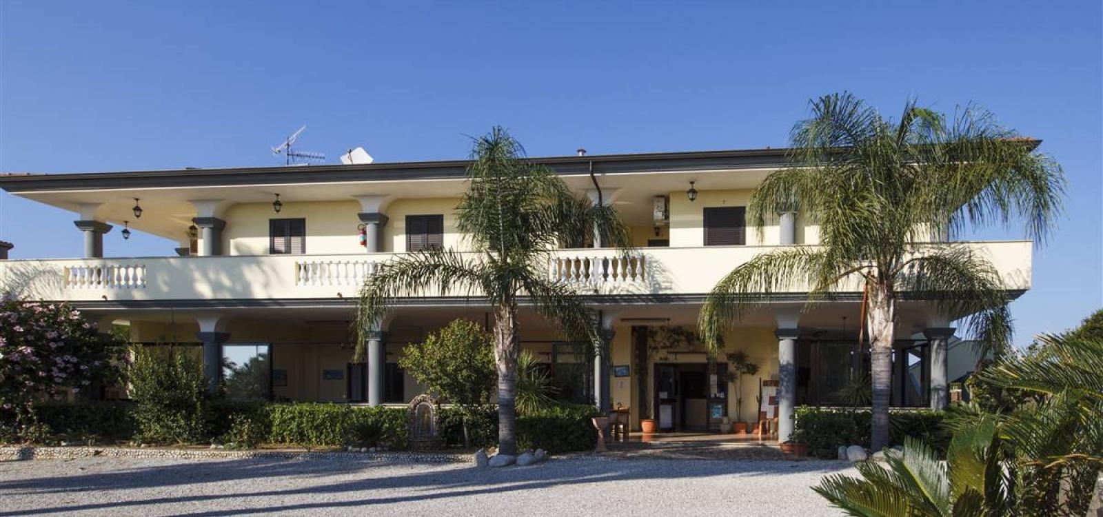 Residence DueMari vicino a Tropea