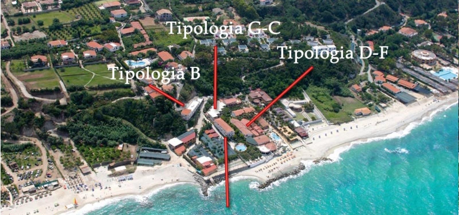Villaggi, Affitto per vacanze, ID Struttura 1180, Tonicello, Capo Vaticano, Vibo Valentia, Italy, 89866,