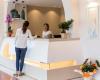 Reception hotel suite l'Oasi di Riaci