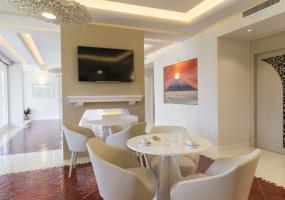 Sala relax hotel suite L' Oasi di Riaci