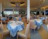 Sala ristorante hotel Stromboli