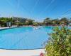 Piscina hotel Stromboli Tropea