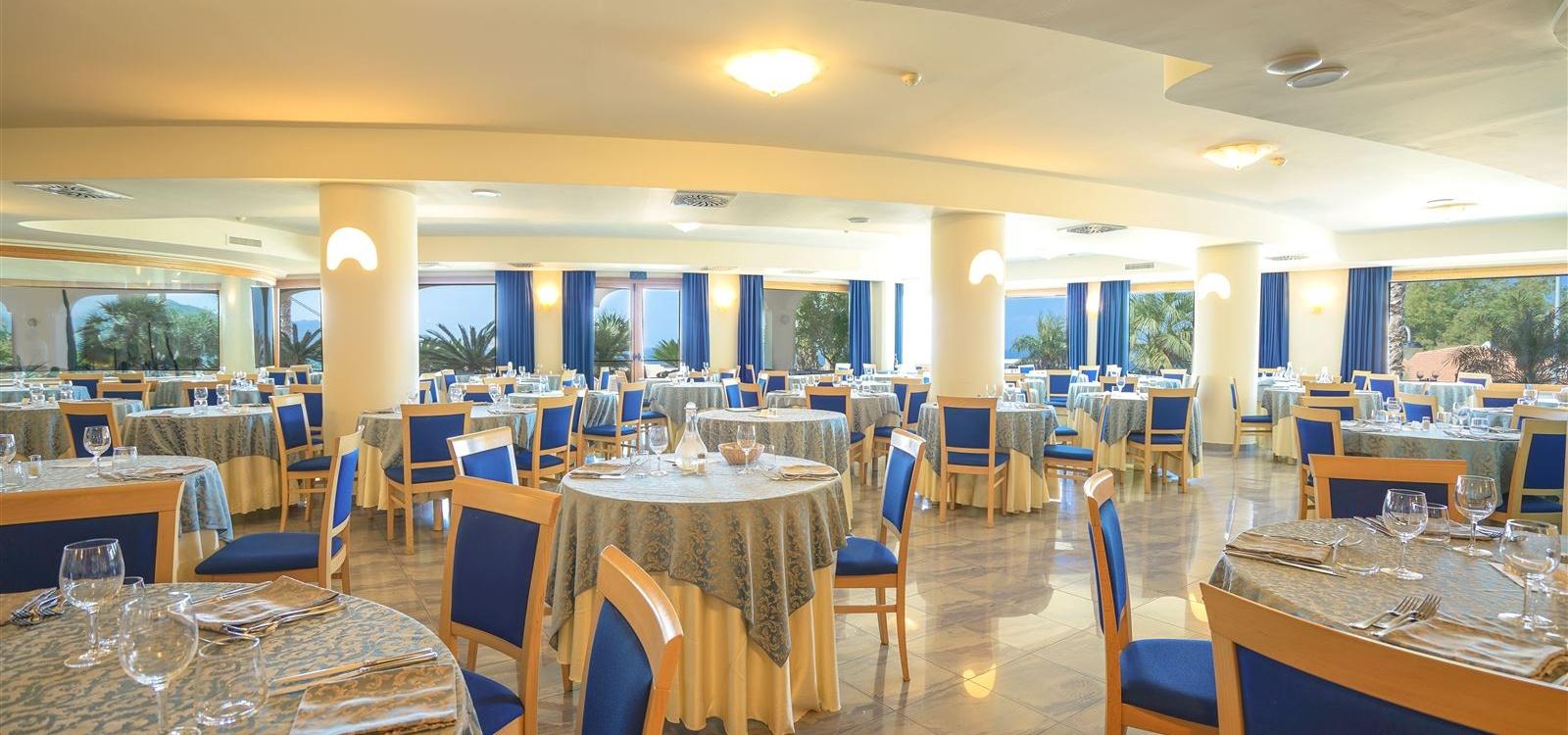 Ristorante hotel Scoglio del Leone