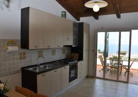 Appartamenti in villa a S. Domenica vicino a Tropea, Appartamneti vicino al mare di Calabria.