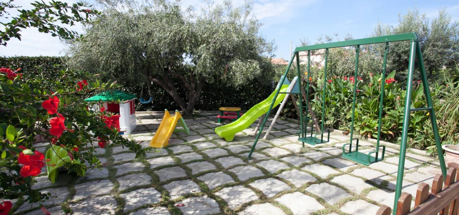 Area giochi Villa Eleonora